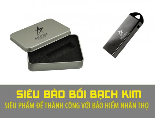 Bạch Kim giới thiệu sản phẩm Siêu Bảo Bối ( Phiên bản 2017)