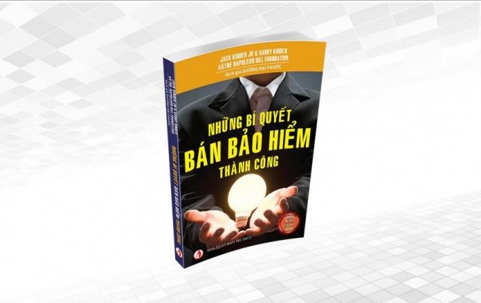 Giới thiệu cuốn sách – Những bí quyết bán bảo hiểm thành công
